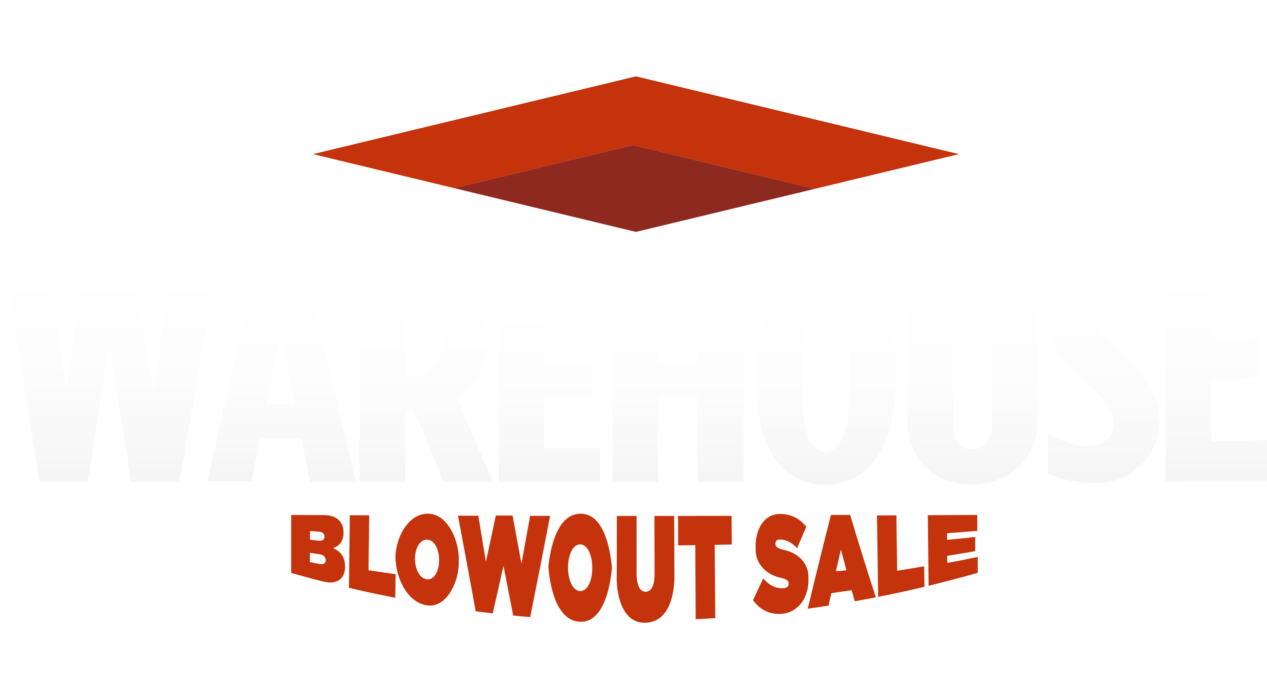 National Warehouse Blowout Sale!