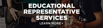 Click here to learn more about Educational Representative Services
