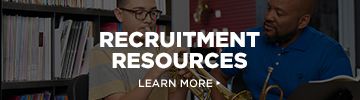 Click here to learn more about recruitment resources