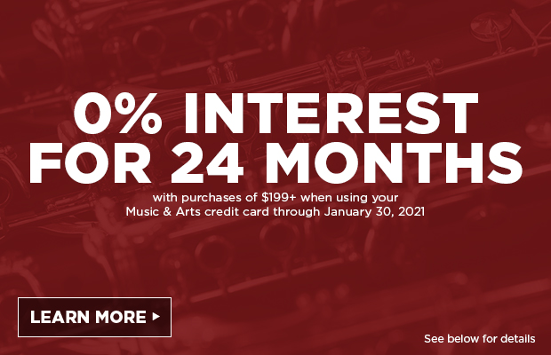 0% interest for 24 months